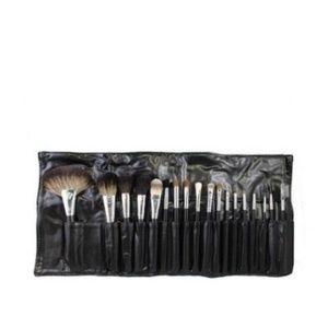 Morphe 18 Piece Sable & Synthetic Makeup Brush Set
